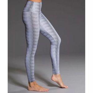 Peloton Onzie High Rise Leggings Small Medium Yoga